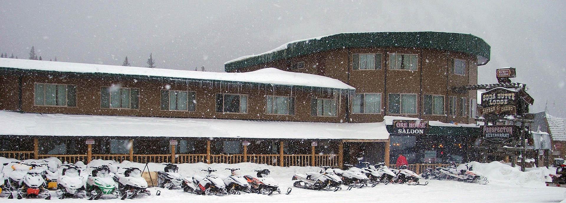 SnowyLodge